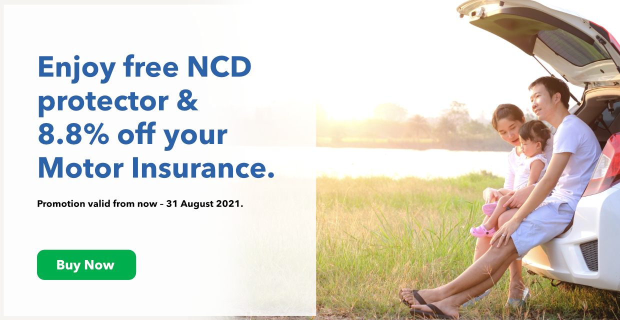 Motor-promo-EN Private Insurance   Motor Insurance with NCD Protection