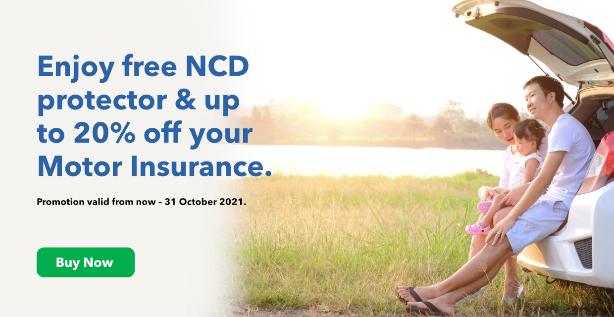 Motor-promo-En-26Jul Private Insurance   Motor Insurance with NCD Protection